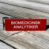 Namnskylt med militärklämma - BIOMEDICINSK ANALYTIKER - 2