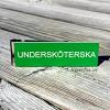 Namnskylt med militärklämma - UNDERSKÖTERSKA - 2